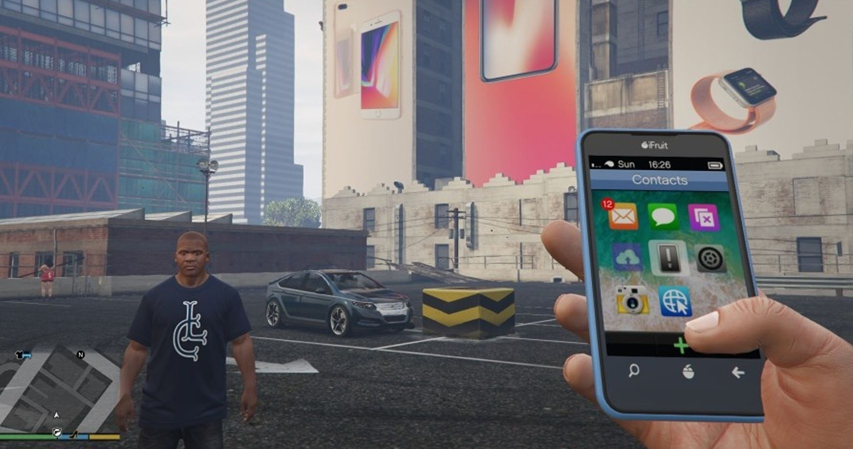 24 Epic Things They Deleted From Grand Theft Auto (But Fans