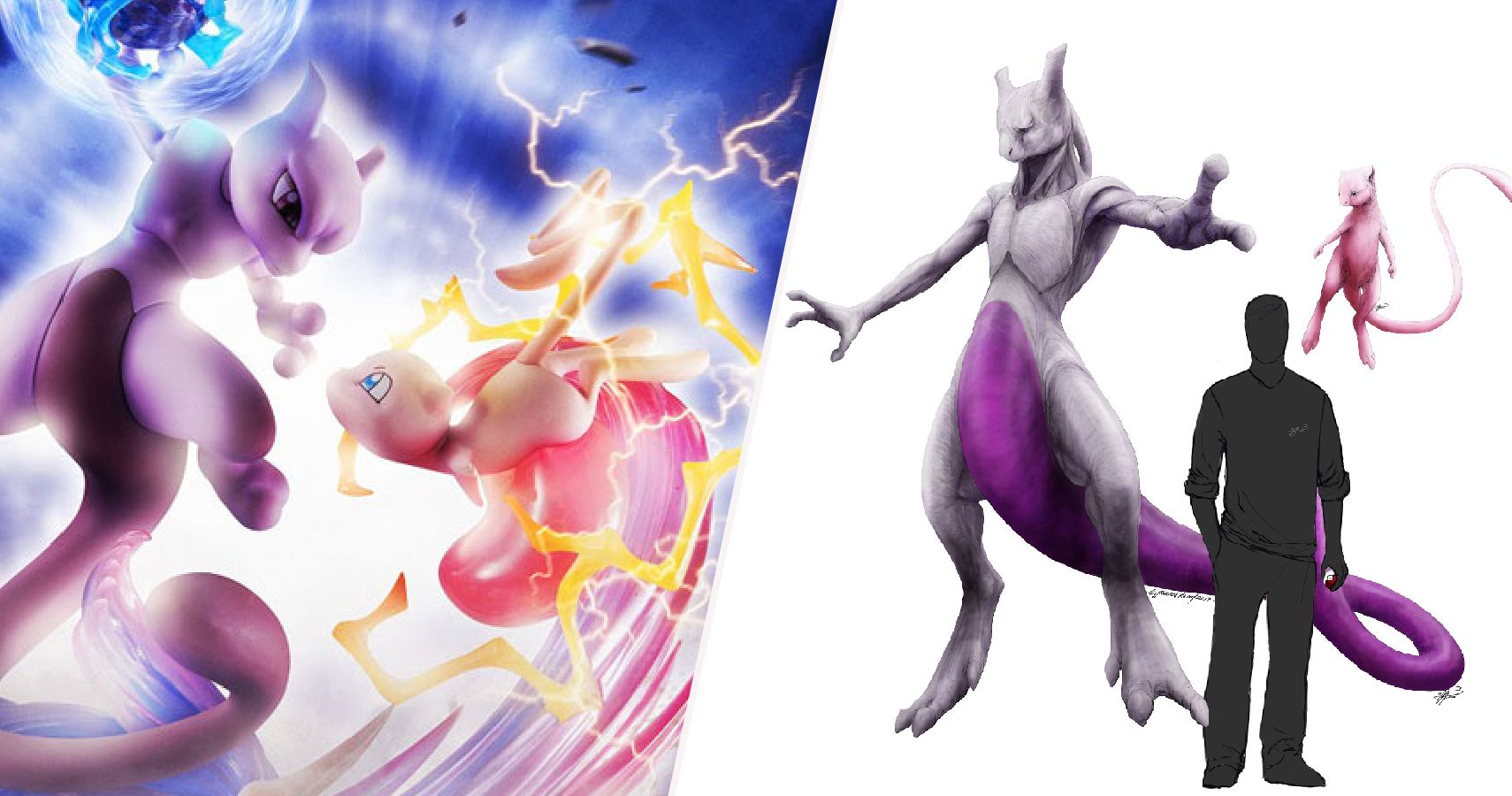 Pokémon: 25 Superpowers That Mewtwo And Mew Have That Are