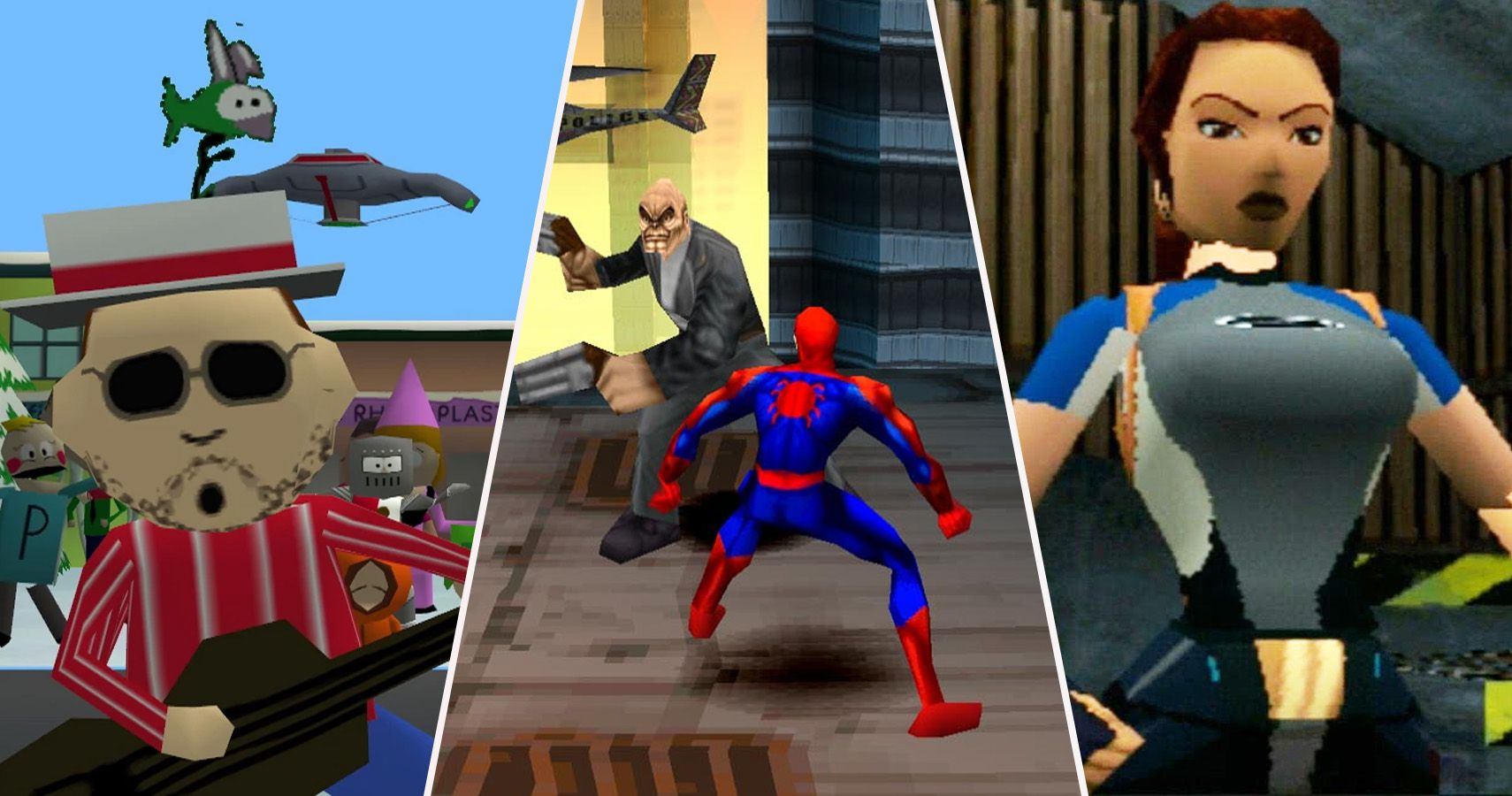 The 15 Worst PS1 Games (And 15 Worth A Second Look) | TheGamer