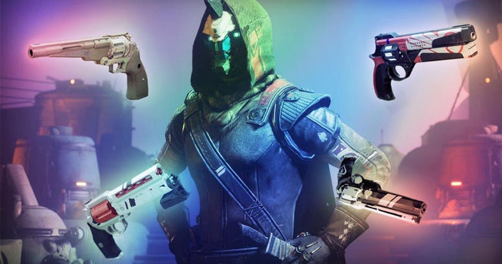 The 20 Best Legendary Items In Destiny 2: Forsaken (And 10
