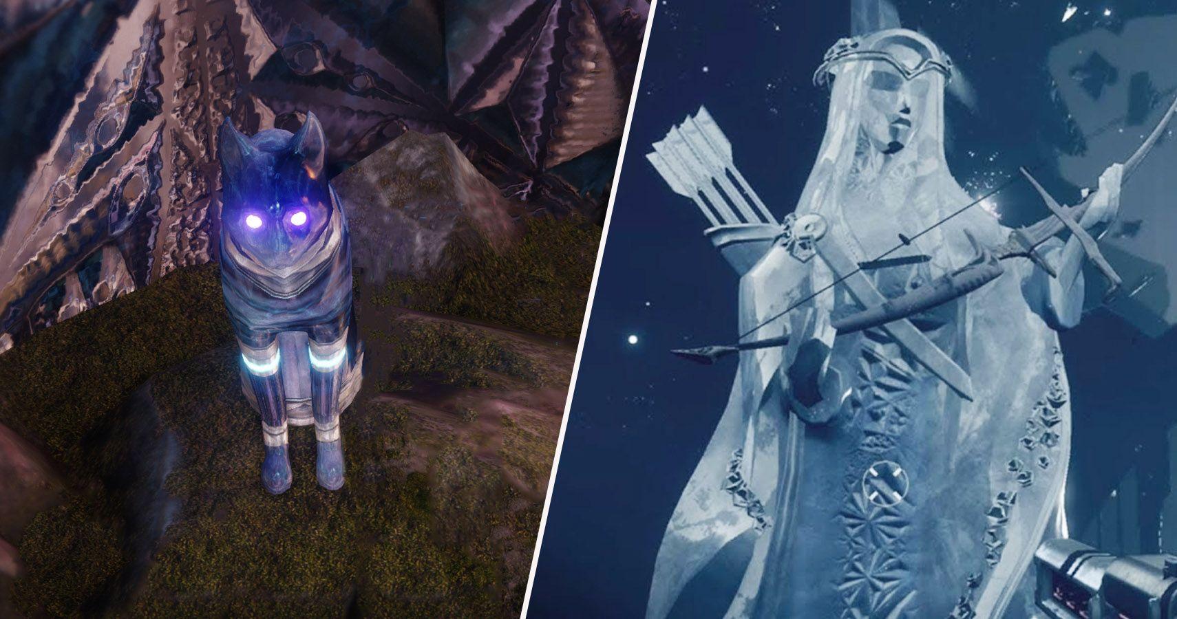 30 Awesome Side Quests Hidden In Destiny 2's Forsaken   TheGamer