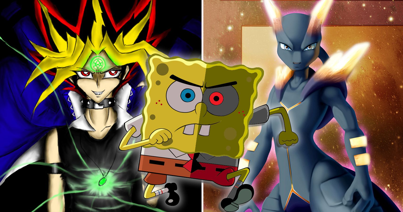 28 Classic Cartoon Characters From The 90s Reimagined As Villains