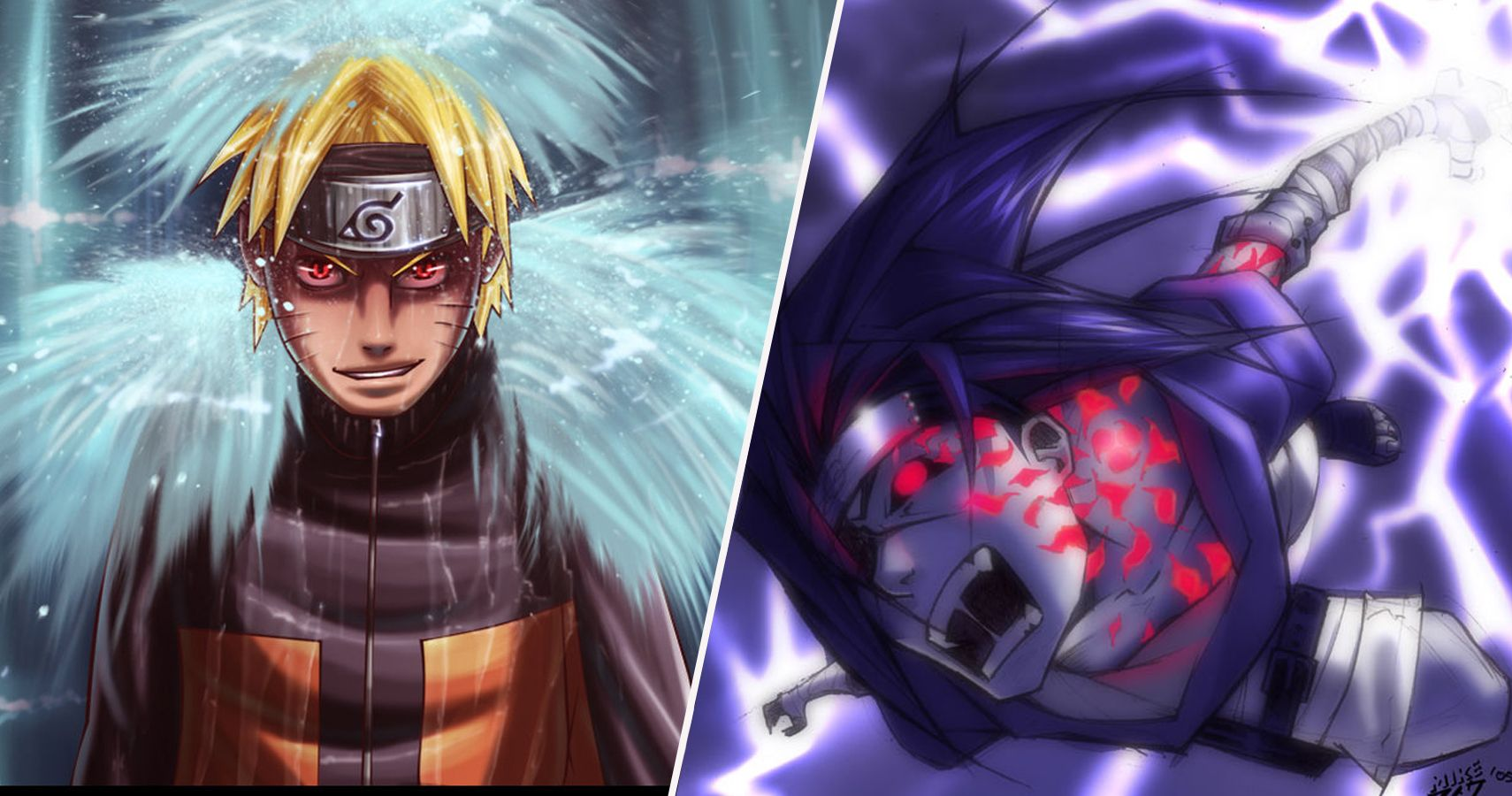Naruto: 30 Heroes Reimagined As Villains | TheGamer