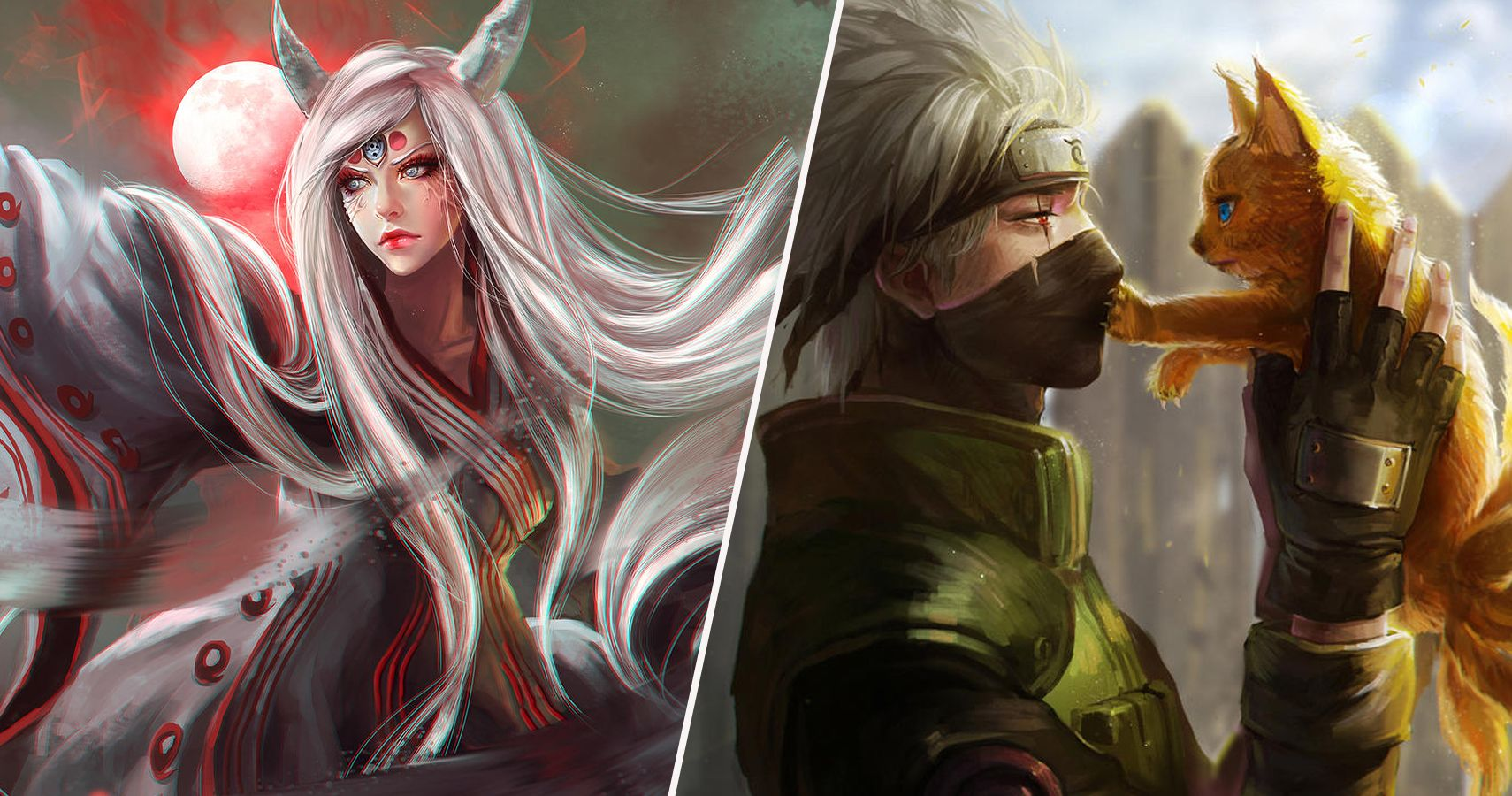 25 Epic Fan Reimaginings Of Naruto Characters Thegamer