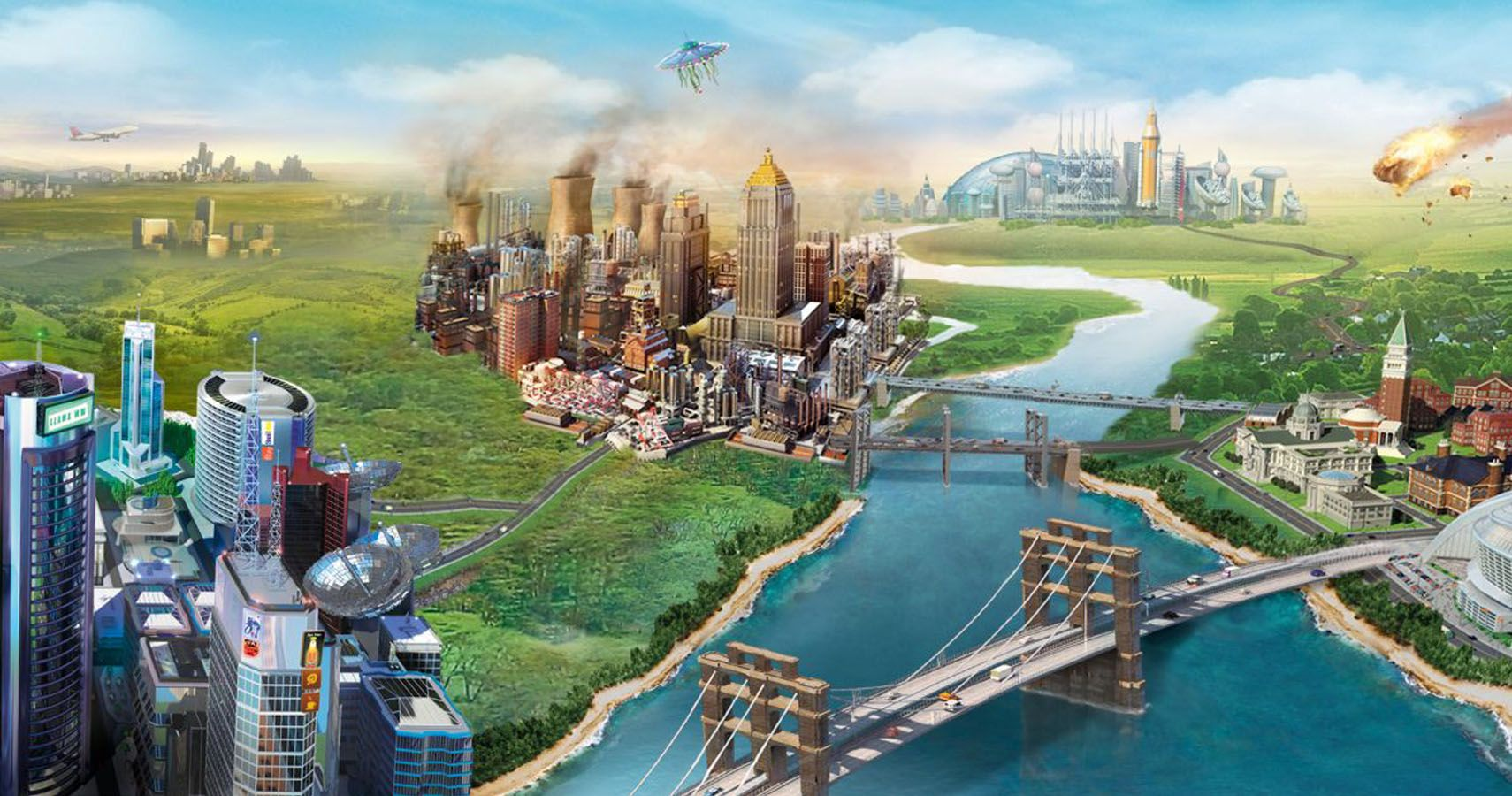 15 Best City Building Games Of All Time Thegamer
