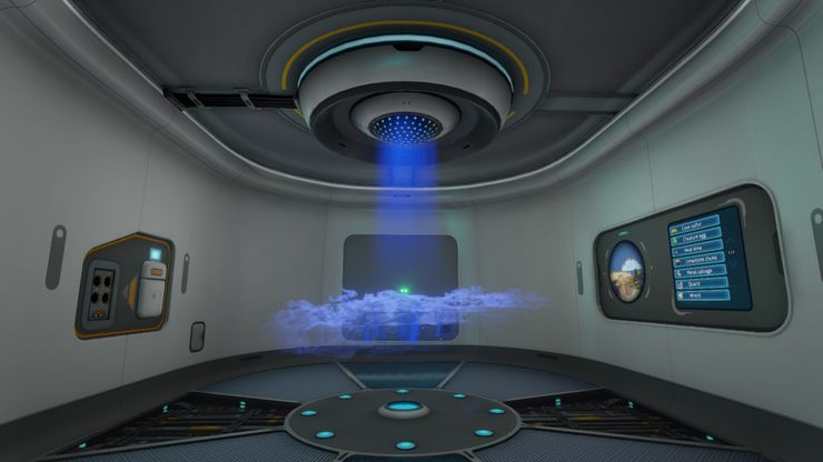 Subnautica Scanner Room Worth It / Void base scanner rooms & glass tunnels with viewing windows!
