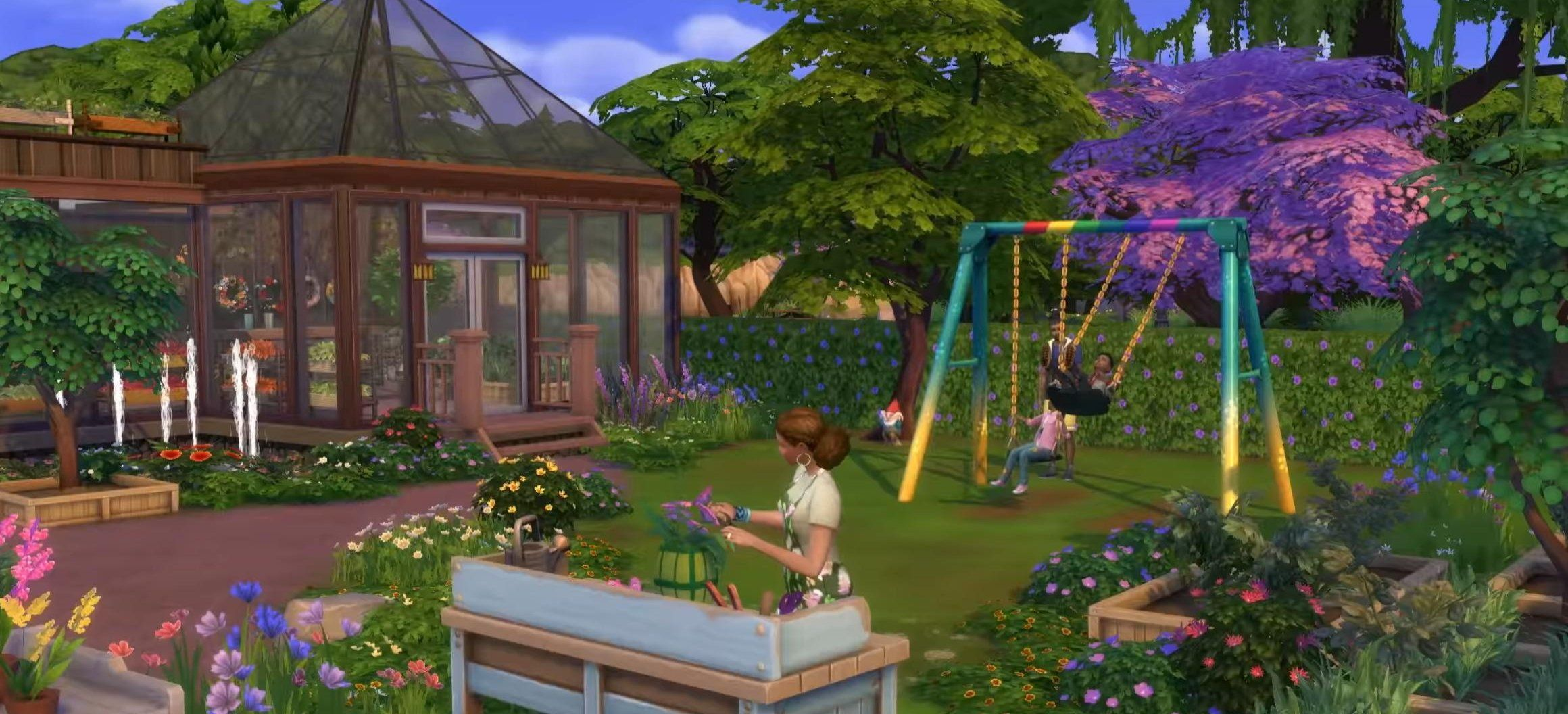 Sims 6: 6 Of The Best Things Gardeners Do  TheGamer