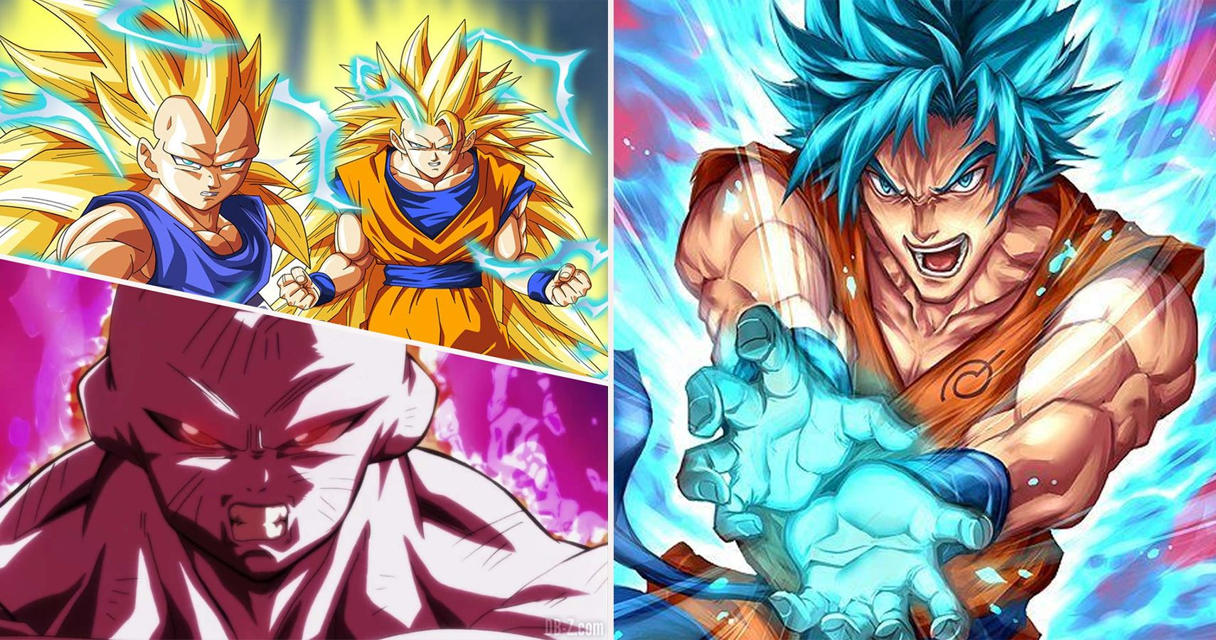 Dragon Ball All Main Characters From Weakest To Strongest
