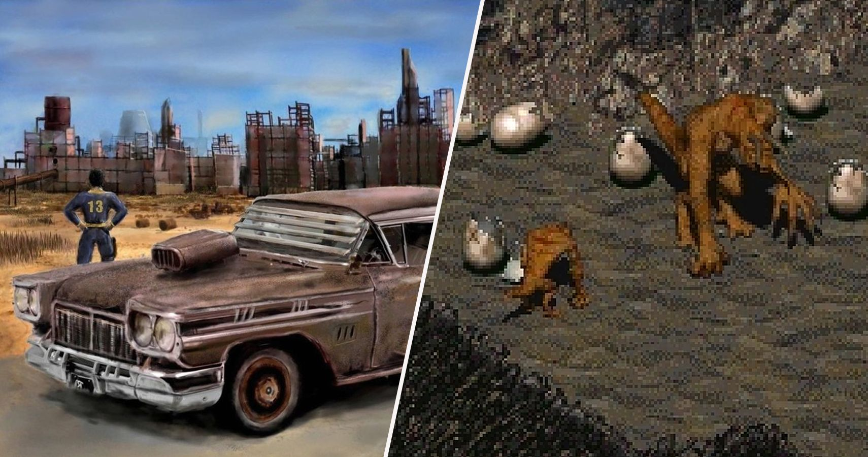 Fallout: 25 Tricks From The Classic Games Players Have No
