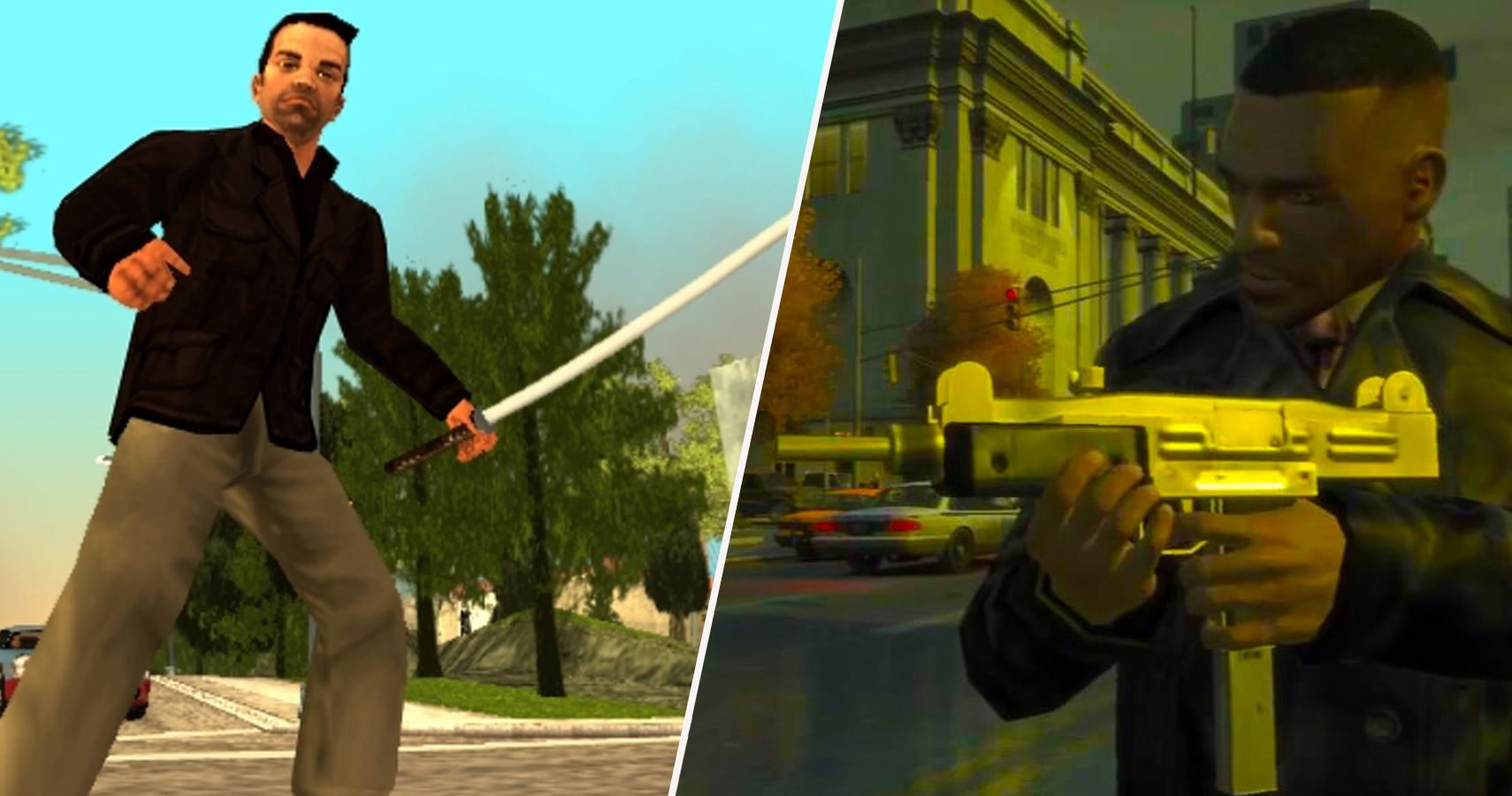 23 Rare Grand Theft Auto Weapons That Are Impossible To Find (And