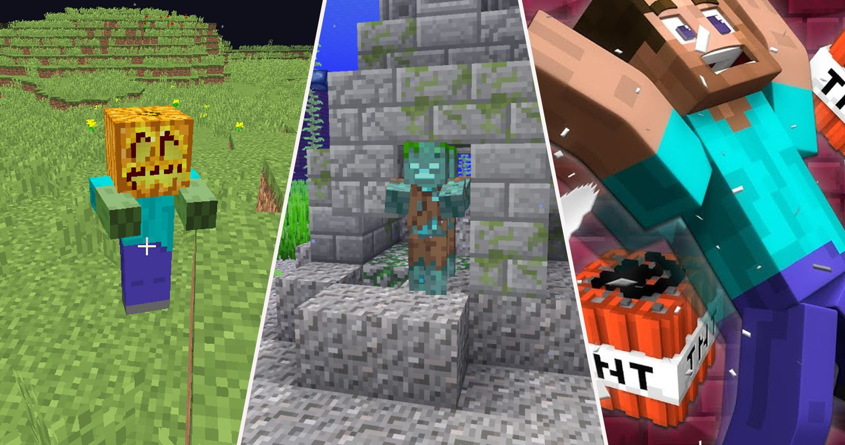 Minecraft: 25 Tricks From The Game Players Have No Idea About
