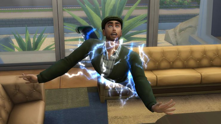 The Sims 4: A Definitive List Of All The Ways A Sim Can Die