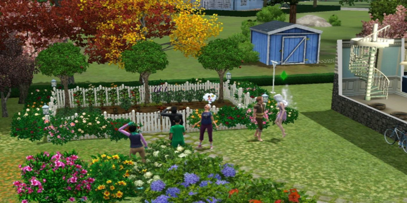 Sims 4 10 Of The Best Things Gardeners
