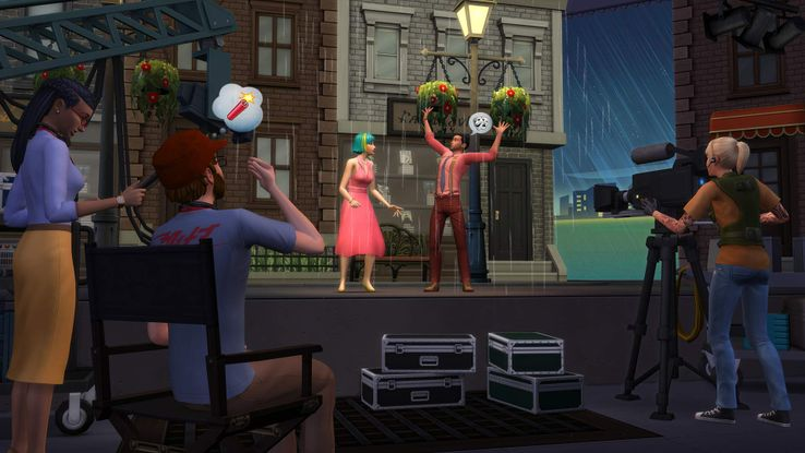 Sims 4: 10 Best Cheats For The Get Famous Expansion Pack