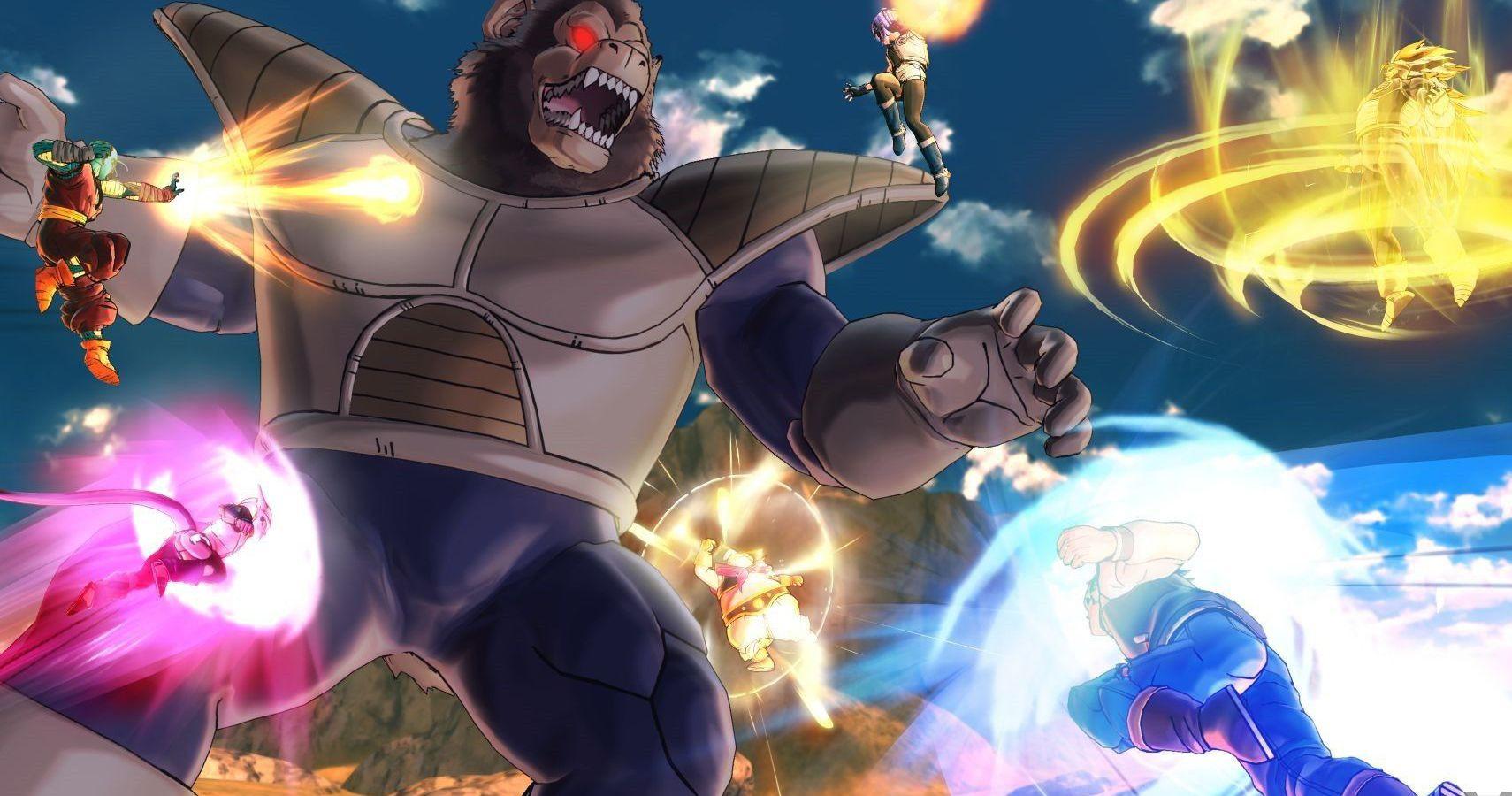 10 Best Dragon Ball Xenoverse 2 PC Mods | TheGamer