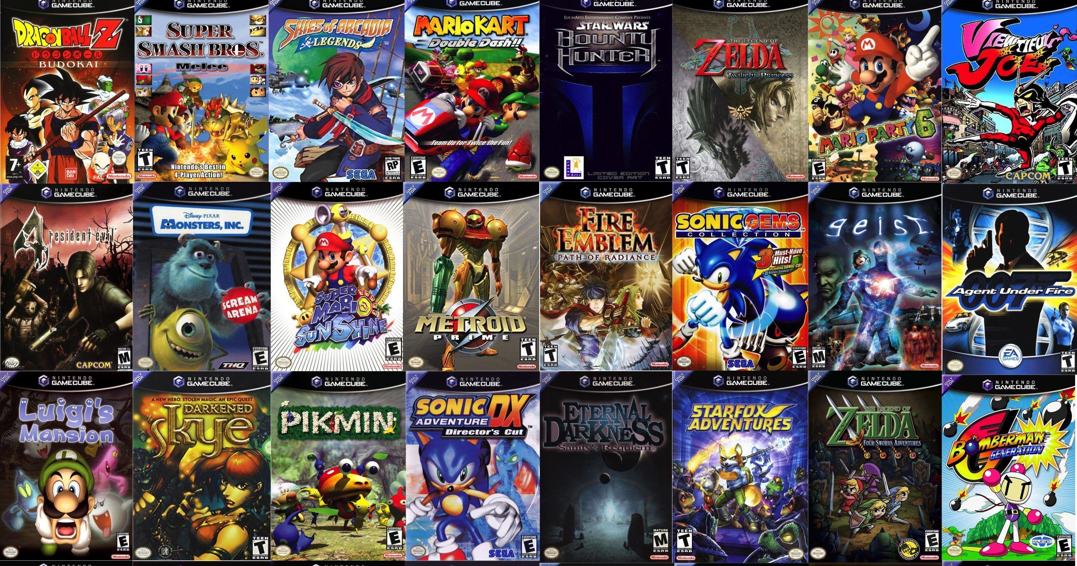The 10 Best Nintendo Gamecube Games Of All Time Thegamer
