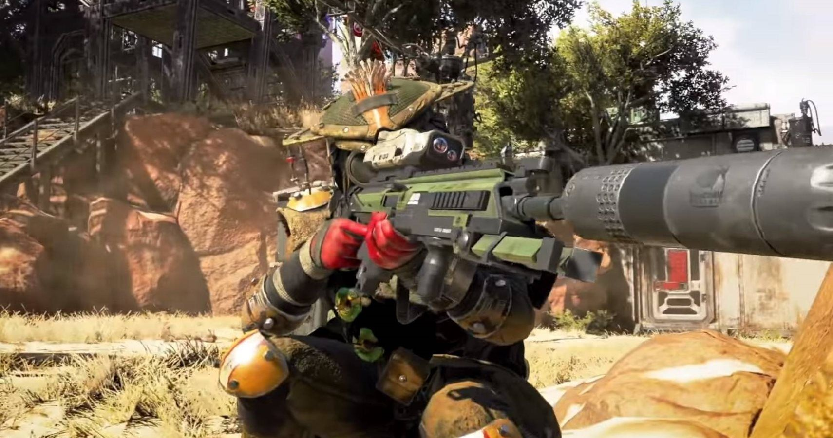 Apex Legends Player Discovers A PC Trick That Makes Hemlok