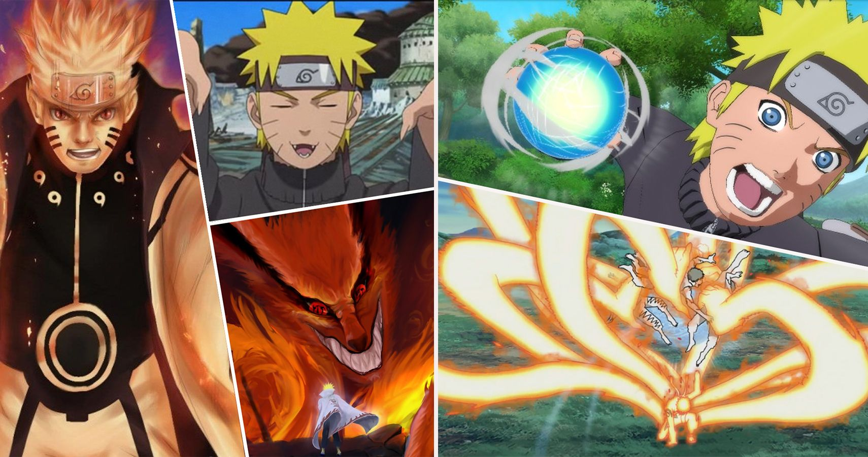 0 Tails Naruto 25 ways naruto is too overpowered | thegamer