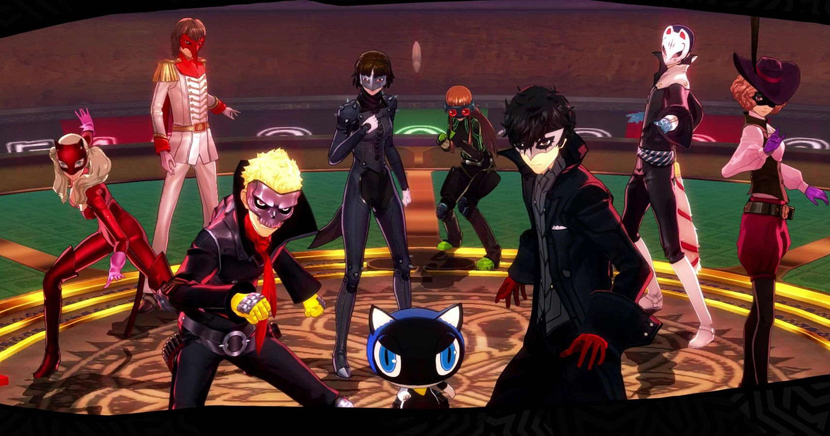 Persona 5 Christmas Gifts.Persona 5 Gift Guide Every Confidant And The Gift They Want