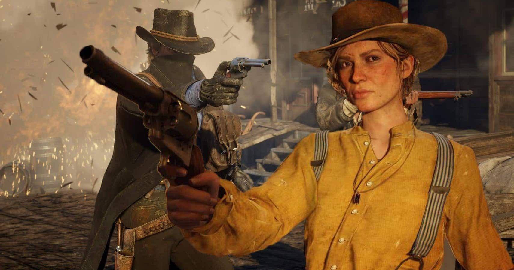 Red Dead Online's New Showdown Mode: Everything You Need ...