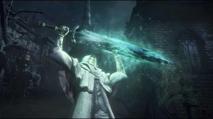 Bloodborne Ludwig The Accursed And His Holy Blade And Moonlight Sword