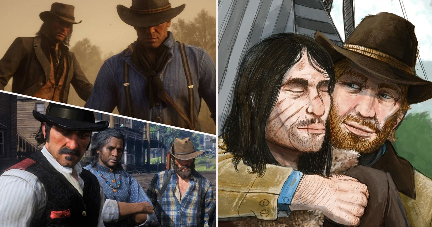 Red Dead Redemption 2 25 Wild Revelations About Arthur And