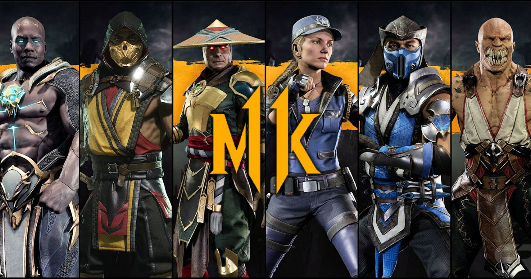 Mortal Kombat 11 Leak Suggests 13 Dlc Characters Are On Their Way