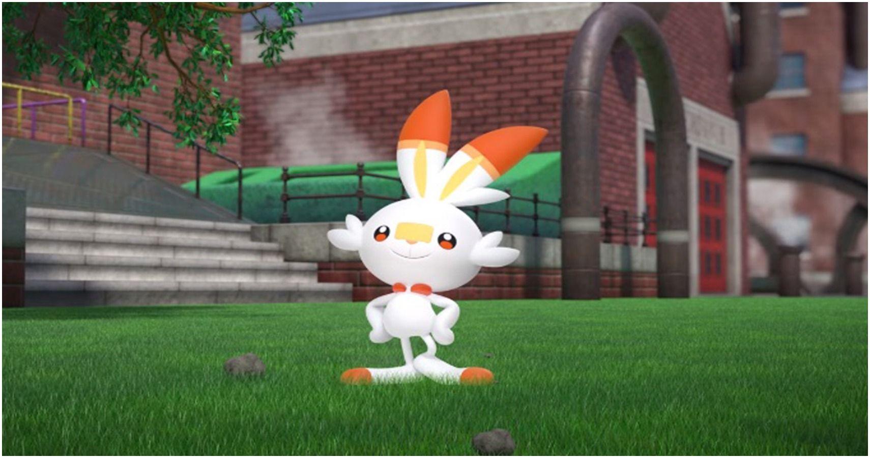 Rumor Pokemon Sword And Shield Spirit Armor Will Make Scorbunny A