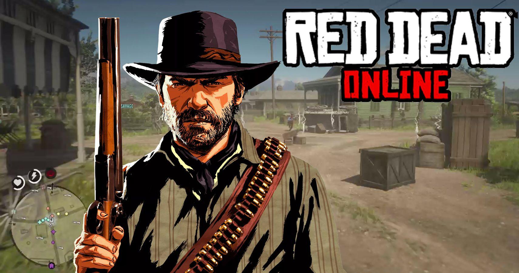 Red Dead Online's 'Plunder' Showdown Mode Guide | TheGamer