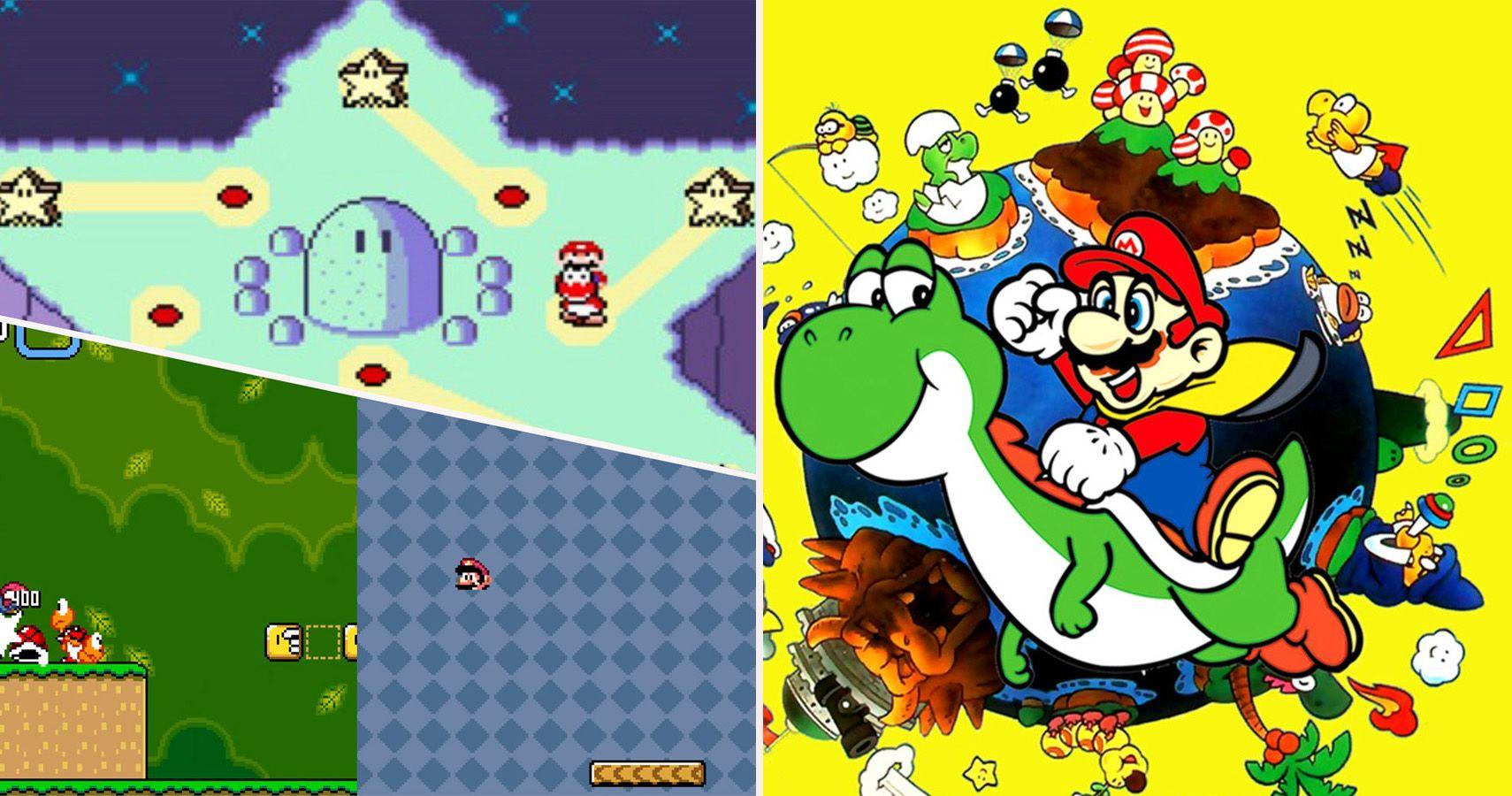 Super Mario World: 29 Hidden Tricks And Details Even Super