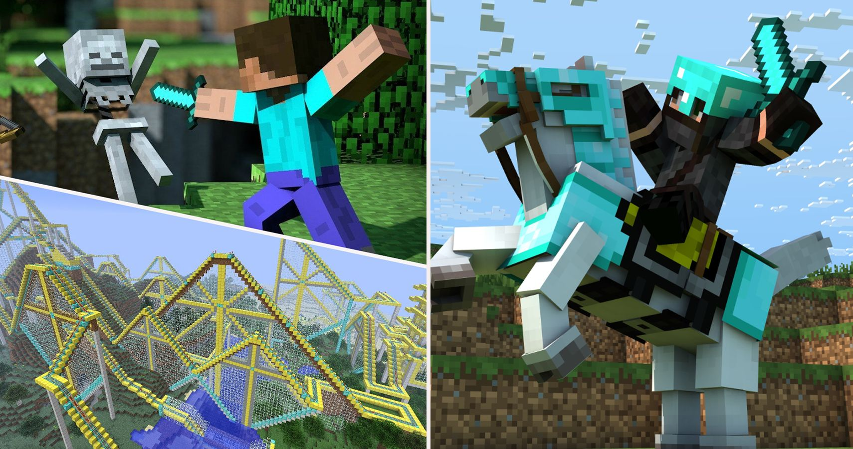 24 Wild Things Minecraft Actually Lets Players Do | TheGamer