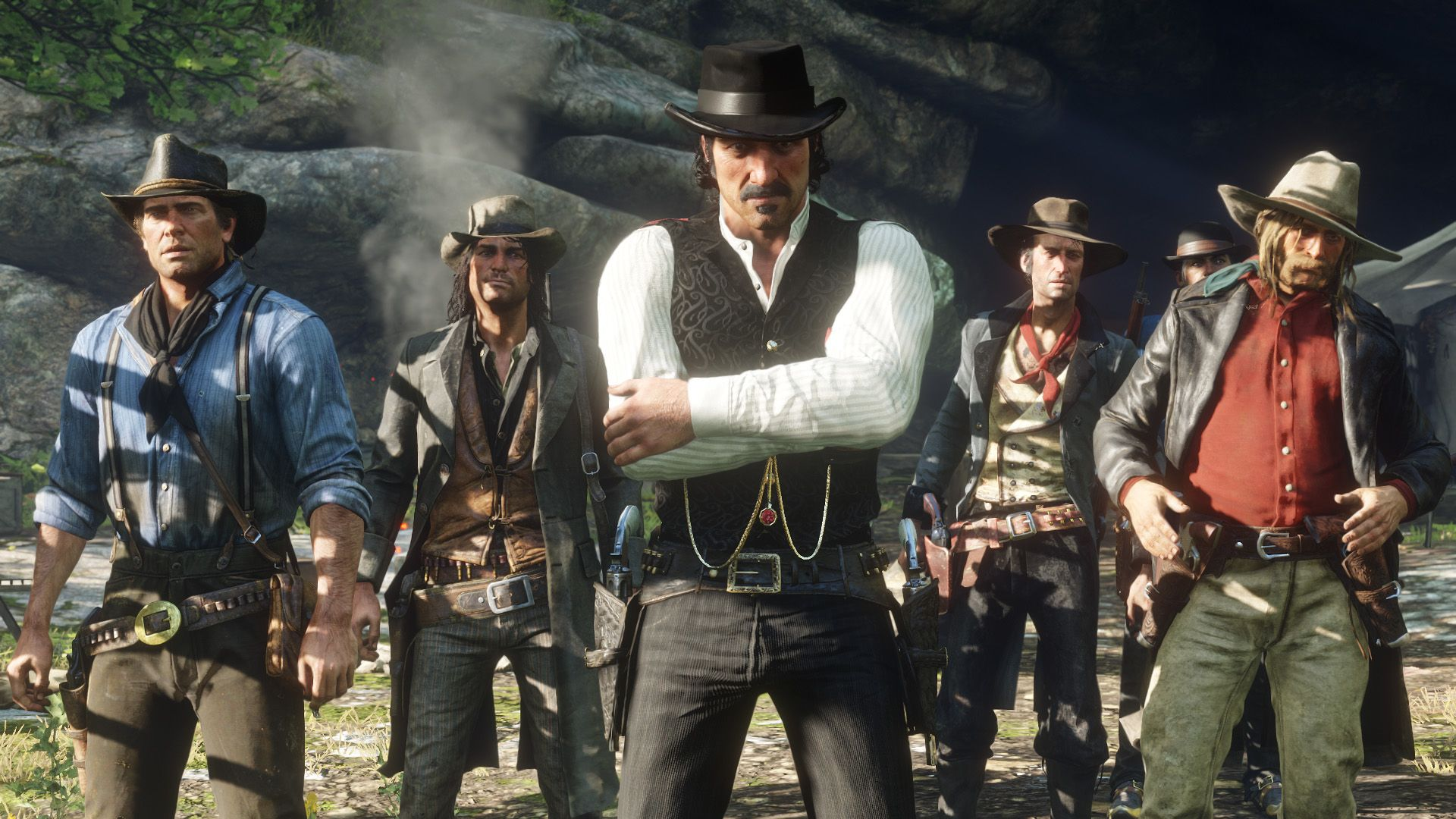 Red Dead Redemption 2 Arthur S Gang Members Ranked By Honor