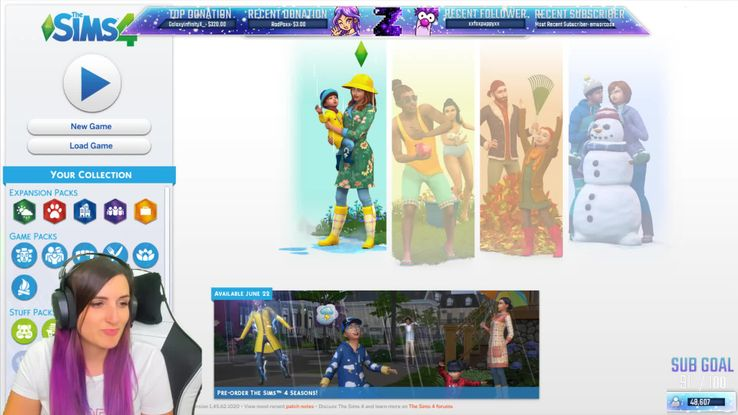 10 Best Sims 4 Streamers On Twitch | TheGamer