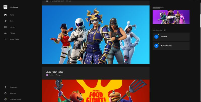 The Epic Games Store Is Having A Summer Sale, Says Fortnite Leak