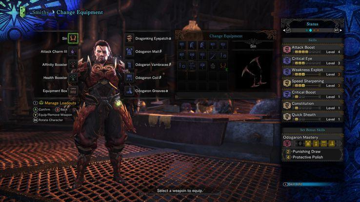 Mhw Kulve Taroth Weapons Mods
