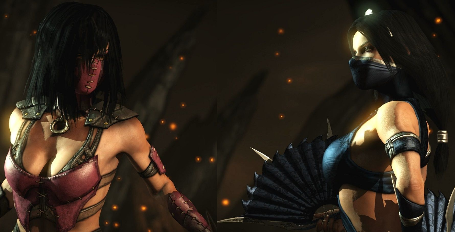 The 10 Best Female Fighters In Mortal Kombat | TheGamer