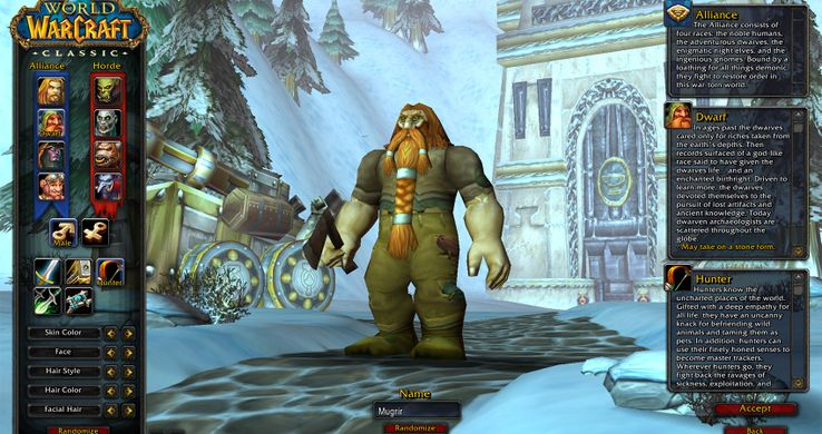World Of Warcraft Classic Classes, Ranked | TheGamer