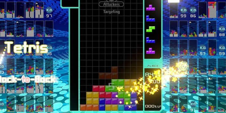 Brick Breakers: 10 Tips To Take Your Tetris 99 Game To The