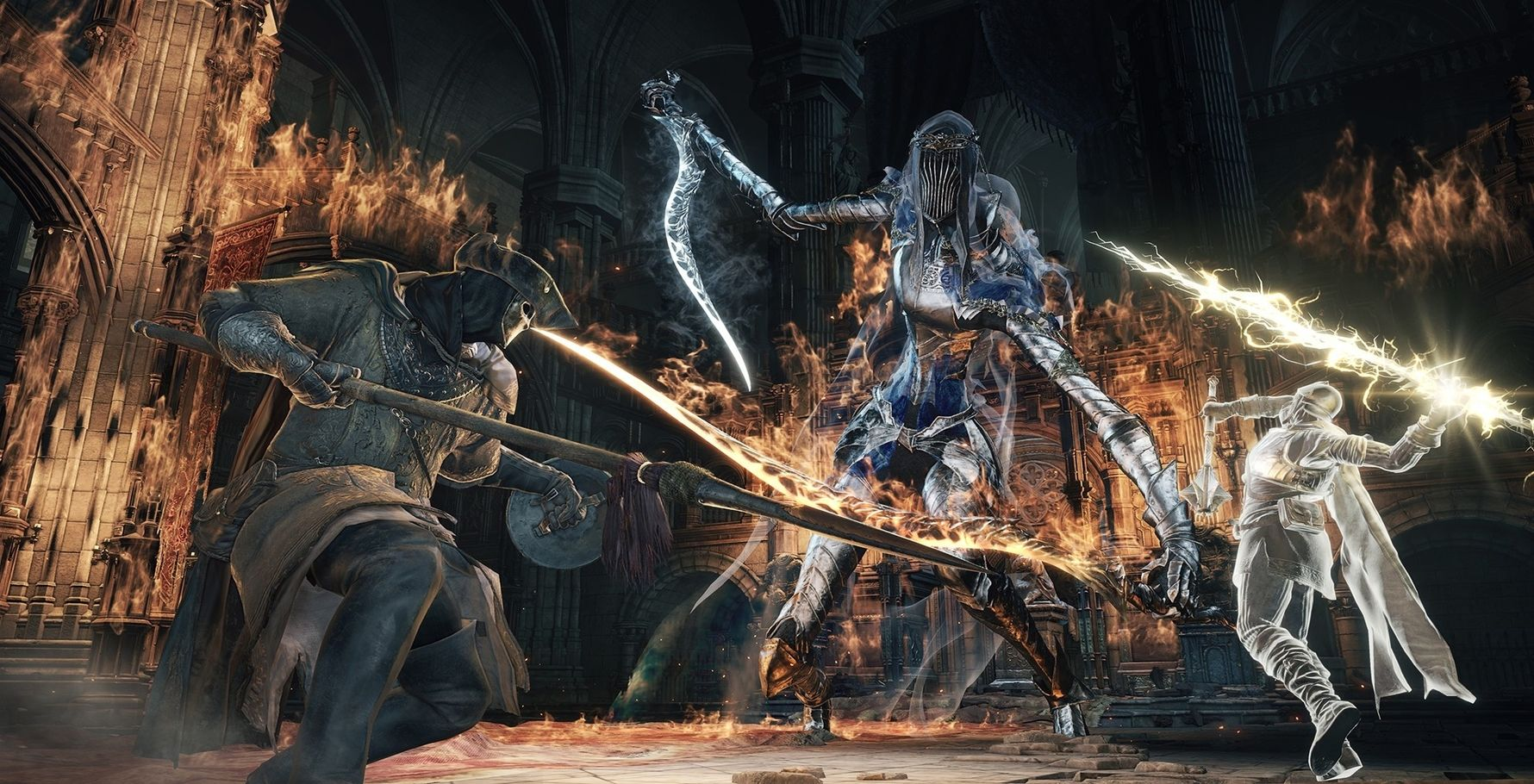 Every Class In Dark Souls 3, Ranked | TheGamer