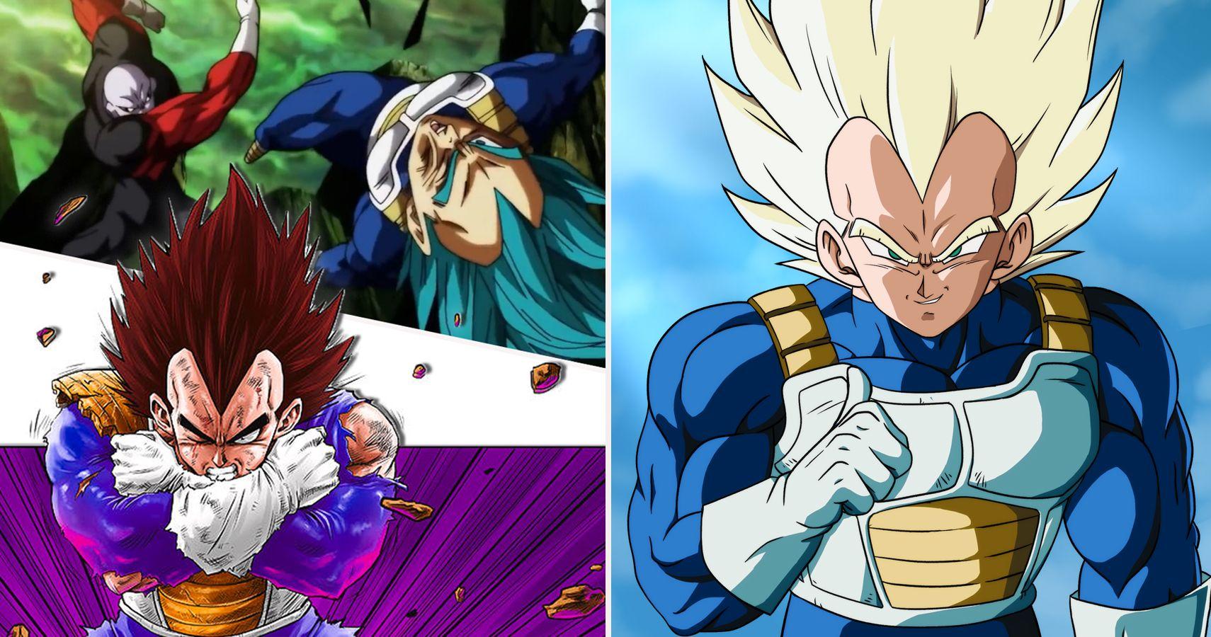 Dragon Ball 15 Characters Stronger Than Vegeta And 15 Strange Ones