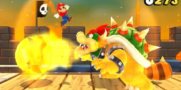 A Definitive Ranking Of Every 3D Mario Game | TheGamer