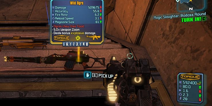 The 10 Most Powerful Guns From Borderlands 2 (That We Need