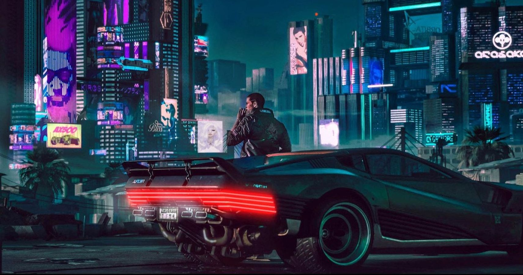 Your Car In Cyberpunk 2077 Will Basically Be The Witcher's ...