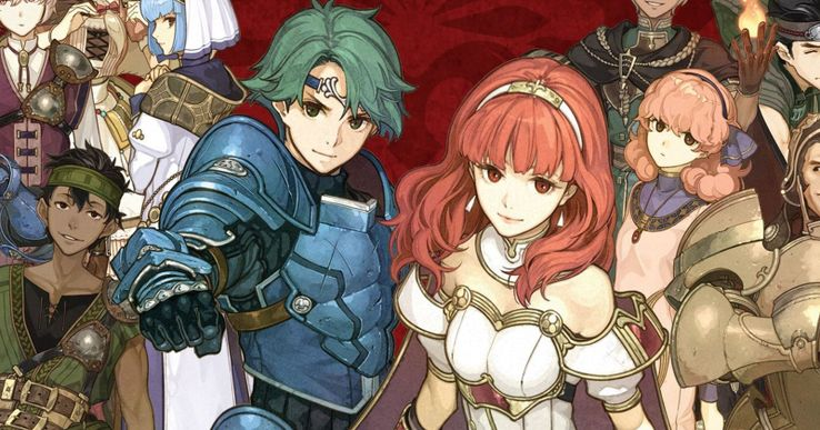 Every Fire Emblem Game Released In America, Ranked | TheGamer