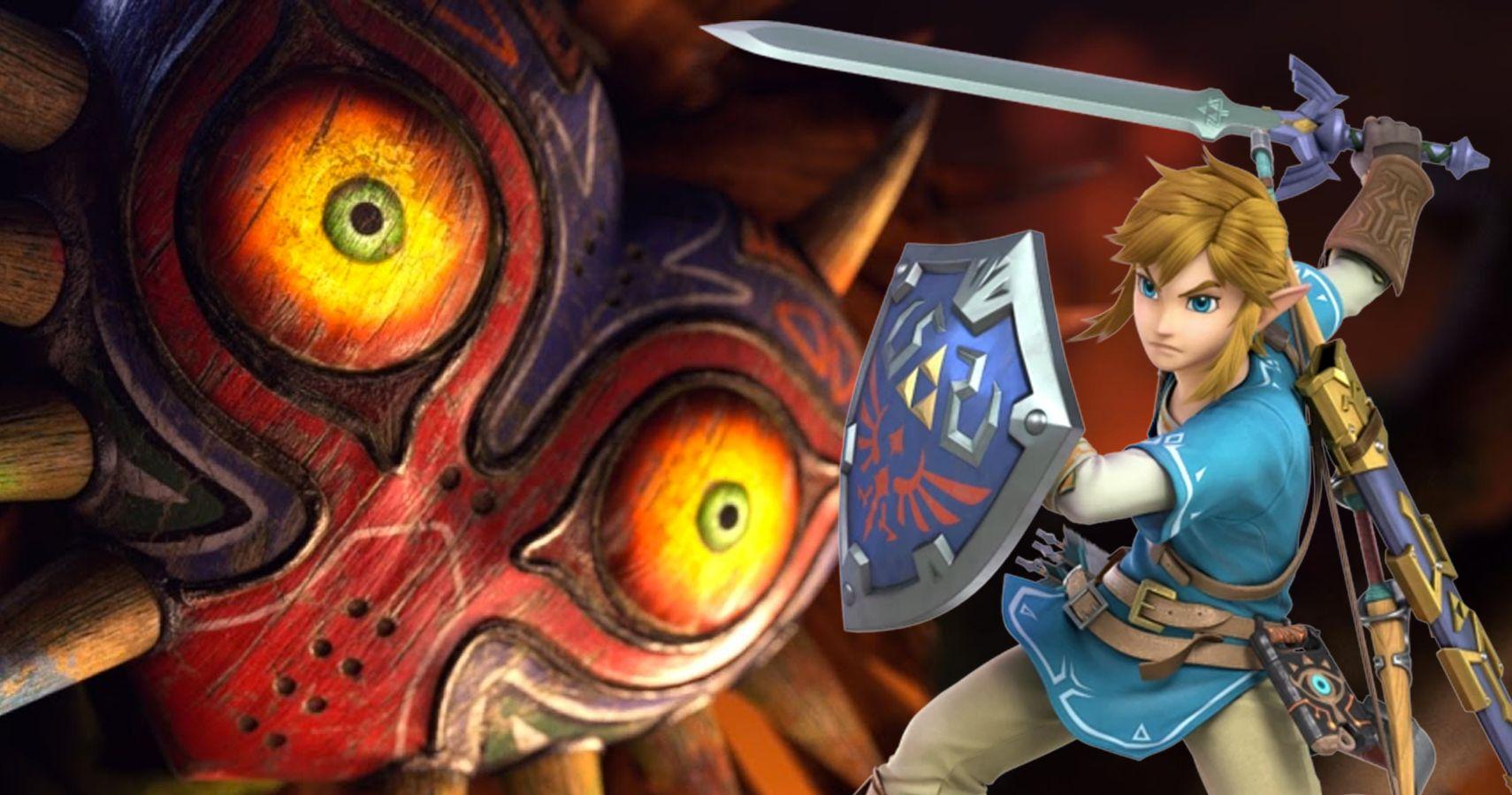 E3 2019: Breath Of The Wild's Dark Sequel Is Like Majora's Mask Following Up Ocarina