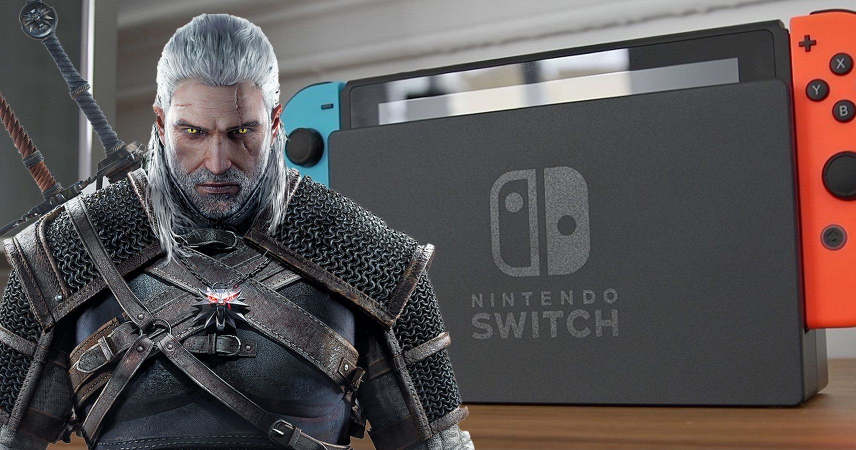 The Switcher: Geralt Of Rivia Is Coming To Nintendo Switch This Year With The Witcher 3 Complete Edition
