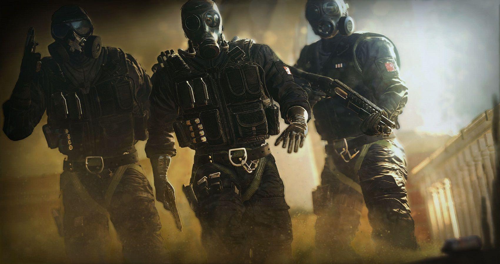 New Tom Clancys Rainbow 6 Siege Screenshots Released