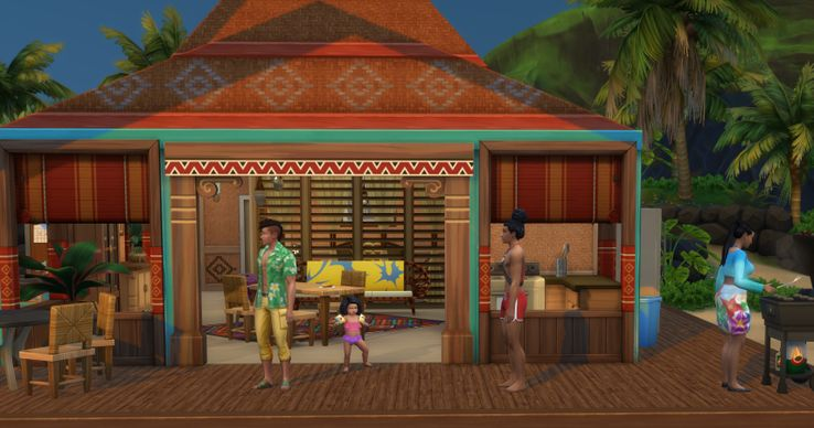 The Sims 4: Island Living Preview: An Excellent Expansion With So