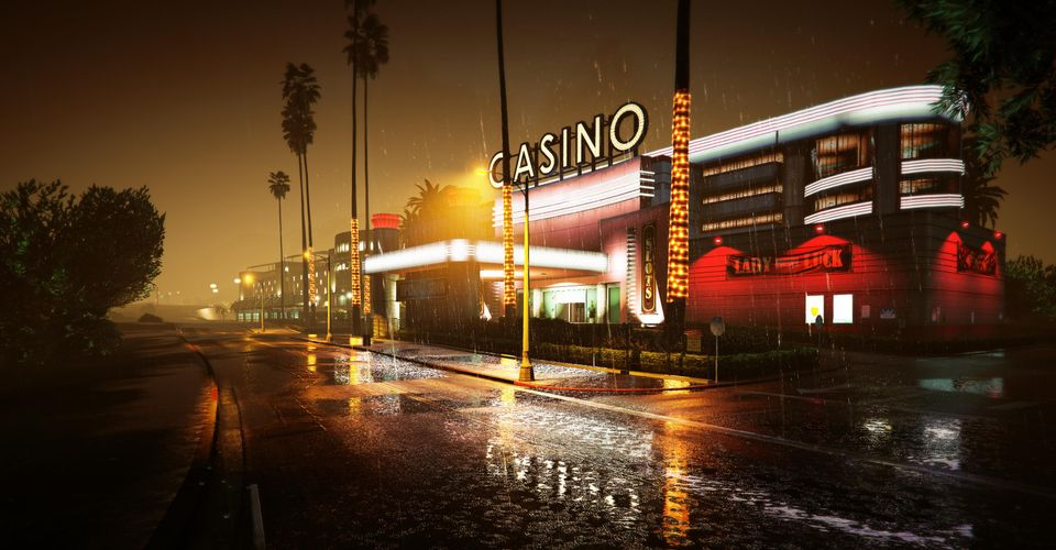 Gta Online S Casino Being Blocked Due To Gambling Laws Thegamer