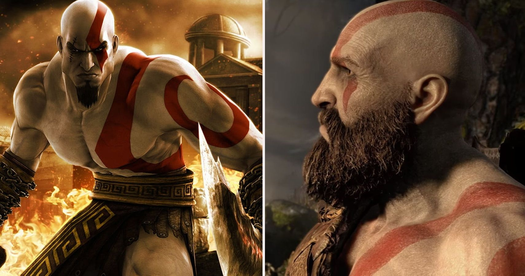 god of war scariest kratos quotes thegamer